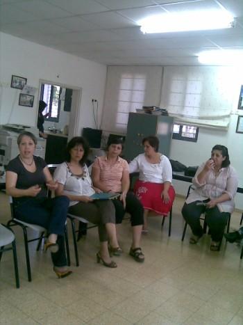 اختتام دورة للتربية الجنسانية في المدرسة الثانوية في الناصرة