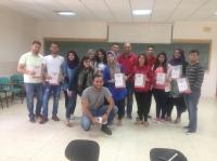 منتدى الجنسانية يختتم مساران تدربييان مع جامعة بيت لحم وجامعة بيرزيت