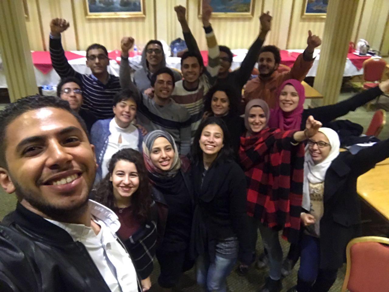 اختتام الورشة الاقليمية في مصر