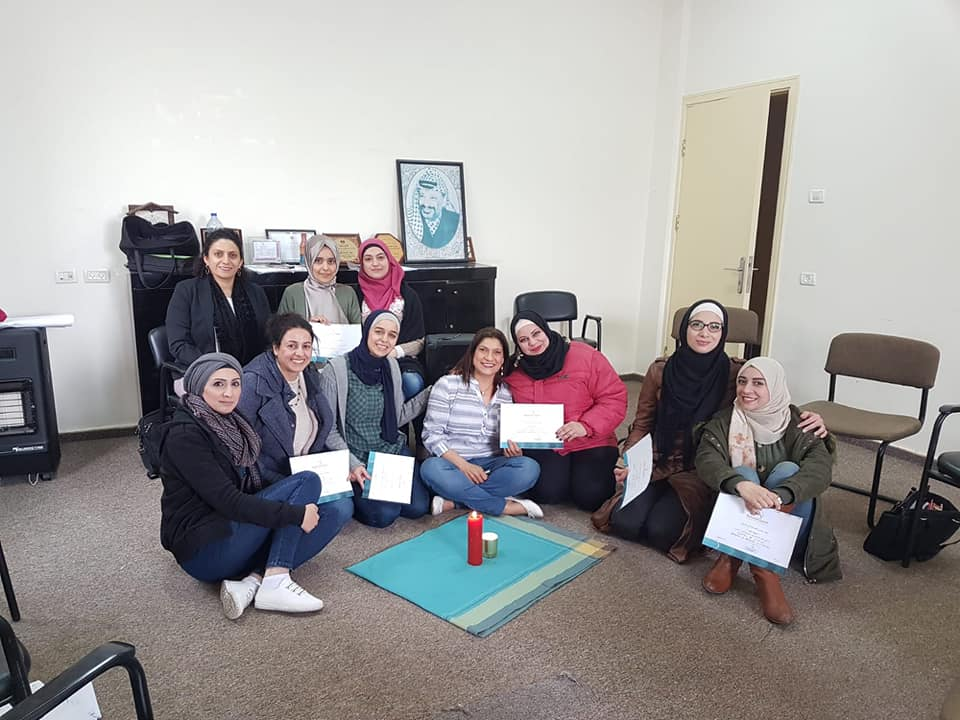 منتدى الجنسانية يختتم تدريباً في الجنسانية بالتعاون مع البيت الآمن - نابلس