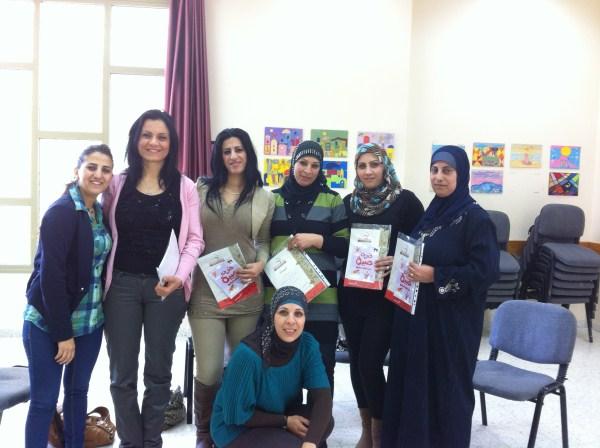 فعاليات ونشاطات المنتدى للفترة ما بين كانون أول 2012 ولغاية  شهر آذار 2013