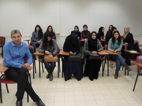يوم دراسي في بيت بيرل حول موضوع الجنسانية لطلبة قسم التحديات الخاصة