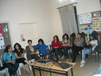 منتدى الجنسانية يشارك في فعاليات المنتدى التربوي العالمي في فلسطين